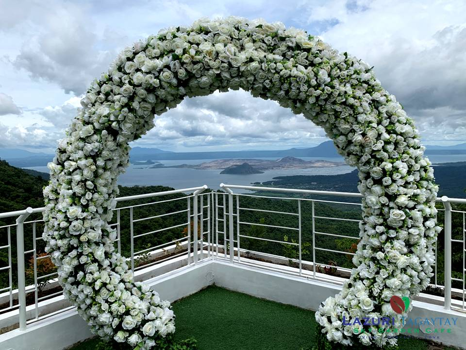 wedding package ph tagaytay